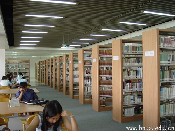 北师大珠海分校图书馆读者服务走内涵式发展之路