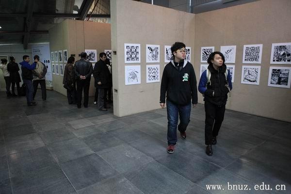 设计学院学生作品在珠海市古元美术馆展出设计单私怎么接图片